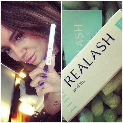 Realash Eyelash Enhancer Long And Full Lashes